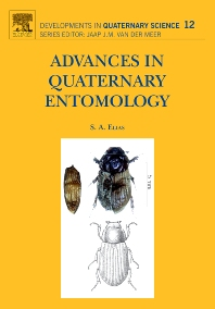 Cover image for Advances in Quaternary Entomology