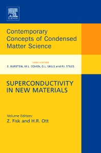 Superconductivity in New Materials, 1st Edition,Zachary Fisk,Hans-Rudolf Ott,ISBN9780444534255