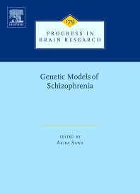 Cover image for Genetic Models of Schizophrenia