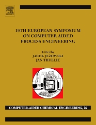 Cover image for 19th European Symposium on Computer Aided Process Engineering