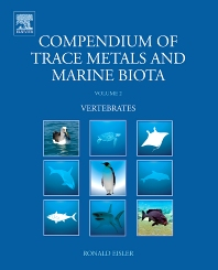 Compendium of Trace Metals and Marine Biota, 1st Edition,Ronald Eisler,ISBN9780444534378