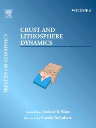 Crust and Lithosphere Dynamics, 1st Edition,Anthony B Watts,ISBN9780444534620