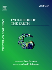 Evolution of the Earth, 1st Edition,David Stevenson,ISBN9780444534644