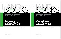 Cover image for Handbook of Monetary Economics vols 3A+3B Set