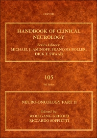 Neuro-Oncology, Part II, 1st Edition,Wolfgang Grisold,Riccardo Soffietti,ISBN9780444535023