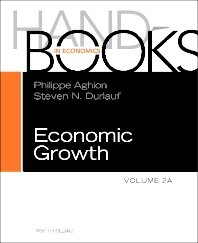 Cover image for Handbook of Economic Growth