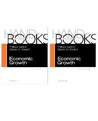 Handbook of Economic Growth - 1st Edition - ISBN: 9780444535467, 9780444535474