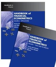 Handbook of Financial Econometrics Set