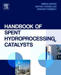 Cover image for Handbook of Spent Hydroprocessing Catalysts