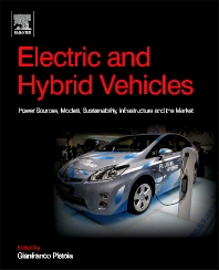 Cover image for Electric and Hybrid Vehicles