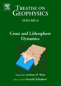 Crust and Lithosphere Dynamics, 1st Edition,Anthony B Watts,ISBN9780444535726
