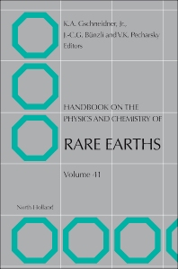 Handbook on the Physics and Chemistry of Rare Earths, 1st Edition,Karl A. Gschneidner,Jean-Claude Bünzli,Vitalij Pecharsky,ISBN9780444535900