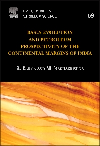 Cover image for Basin Evolution and Petroleum Prospectivity of the Continental Margins of India