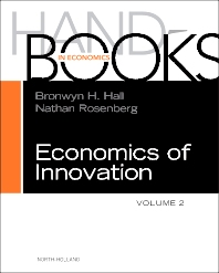 Cover image for Handbook of the Economics of Innovation