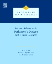 Recent Advances in Parkinsons Disease, 1st Edition,Anders Bjorklund,Angela Cenci-Nilsson,ISBN9780444536143