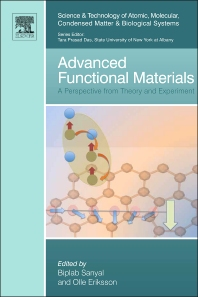Advanced Functional Materials, 1st Edition,Biplab Sanyal,Olle Eriksson,ISBN9780444536815