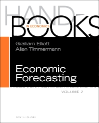 Cover image for Handbook of Economic Forecasting