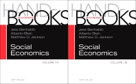 Cover image for Handbook of Social Economics SET: 1A, 1B