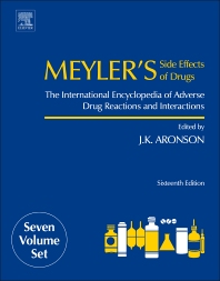Cover image for Meyler's Side Effects of Drugs