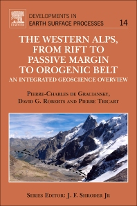 Cover image for The Western Alps, from Rift to Passive Margin to Orogenic Belt