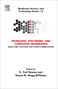 Inorganic Polymeric and Composite Membranes, 1st Edition,S. Ted Oyama,Susan Stagg-Williams,ISBN9780444537287