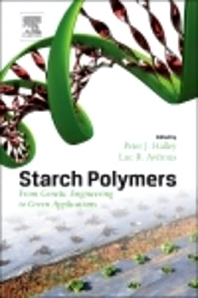 Cover image for Starch Polymers