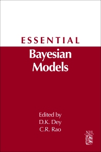 Cover image for Essential Bayesian Models