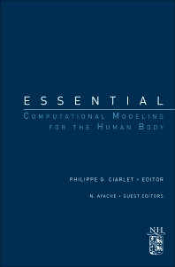 Cover image for Essential Computational Modeling for the Human Body