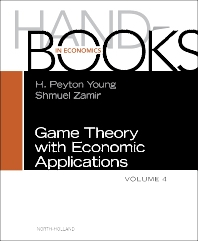 Cover image for Handbook of Game Theory