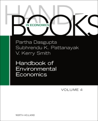 Handbook of Environmental Economics, Volume 4 - 1st Edition