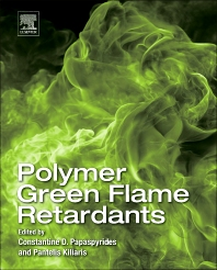 Cover image for Polymer Green Flame Retardants