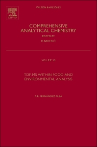 Cover image for TOF-MS within Food and Environmental Analysis
