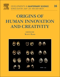 Origins of Human Innovation and Creativity, 1st Edition,ISBN9780444538215
