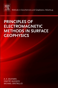 Cover image for Principles of Electromagnetic Methods in Surface Geophysics