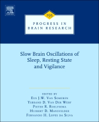 Slow Brain Oscillations of Sleep, Resting State and Vigilance, 1st Edition,E J Van Someren,ISBN9780444538390