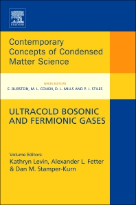 Ultracold Bosonic and Fermionic Gases, 1st Edition,Kathy Levin,Alexander Fetter,Dan Stamper-Kurn,ISBN9780444538574