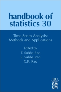 Cover image for Time Series Analysis: Methods and Applications
