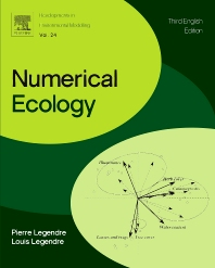 Cover image for Numerical Ecology