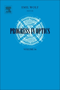 Progress in Optics, 1st Edition,Emil Wolf,ISBN9780444538864