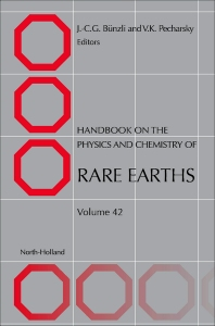 Handbook on the Physics and Chemistry of Rare Earths - 1st Edition - ISBN: 9780444543165, 9780444543172