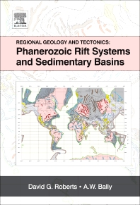 Cover image for Regional Geology and Tectonics: Phanerozoic Rift Systems and Sedimentary Basins