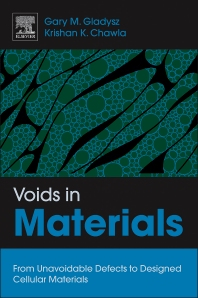 Voids in Materials - 1st Edition - ISBN: 9780444563675, 9780444563743