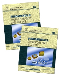 Cover image for Handbook of Crystal Growth