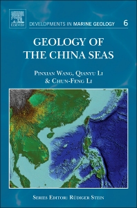 Cover image for Geology of the China Seas