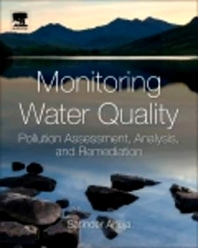 Cover image for Monitoring Water Quality