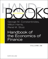 Book Series: Handbook of the Economics of Finance