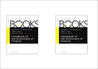 Handbook of the Economics of Finance SET:Volumes 2A & 2B - 1st Edition - ISBN: 9780444594167, 9780444594655