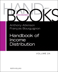 Cover image for Handbook of Income Distribution, Vol 2A