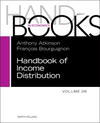 Cover image for Handbook of Income Distribution. Vol 2B