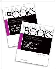 Handbook of Income Distribution - 1st Edition - ISBN: 9780444594303, 9780444594761